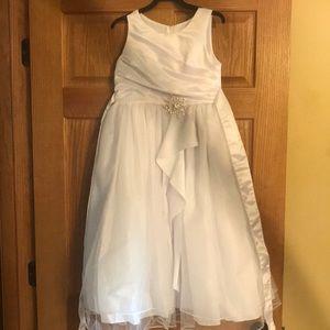 8c927f3692d Kids  Girls First Communion Dress on Poshmark